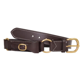 Victor Hobble Belt with Knife Pouch