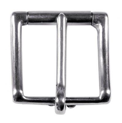 Half Roller Buckles - Stainless Steel