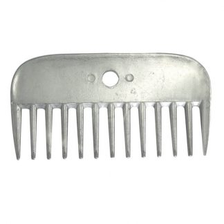 Horse mane and tail comb