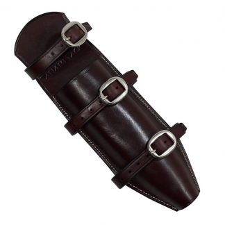 Tanami leather plier pouch