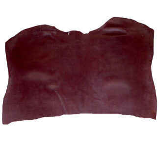 Italian double shoulders Leather - Dark Tan'