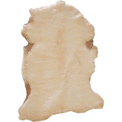 Veg Tanned Sheep skin - natural