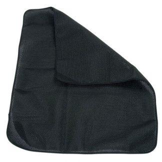 Saddle Cloth Black
