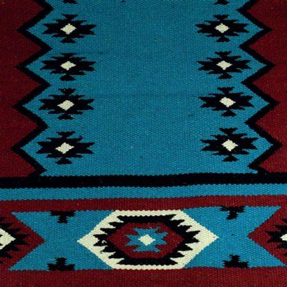 Navajo heavy wool saddle blankets