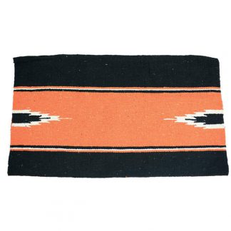 Navajo saddle blanket - light acrylic