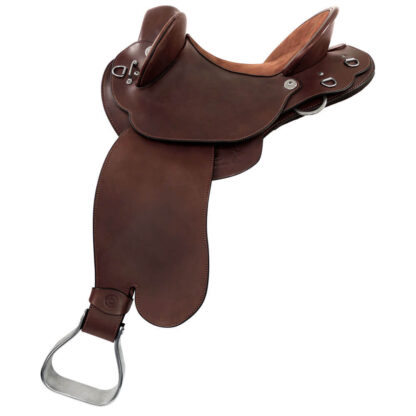 Dubbo Fender Saddle 2020 model - Brown