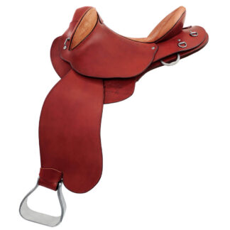 Mareeba Drafter Saddle - 2020 model - Havana