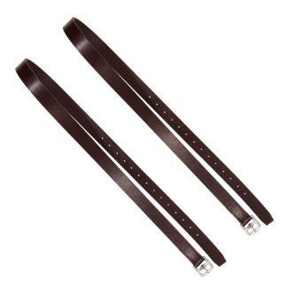 Tanami Polo Stirrup Leathers