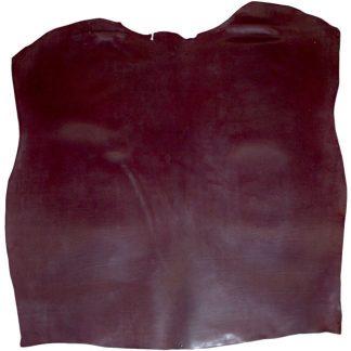 Bridle leather croupon - Havana