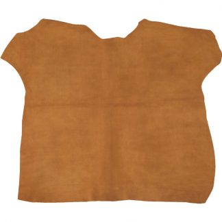 Apron split leather - Oakwood