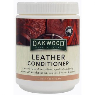 Oakwood Leather conditioner - 1 Litre