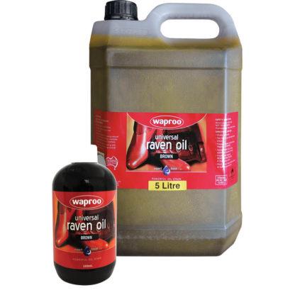 Raven Oil both sizes