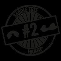#2 Equifit saddle tree