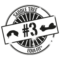 #3 Equifit saddle tree