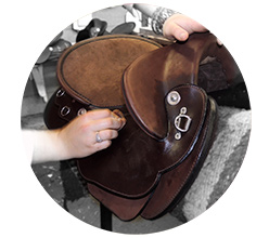 Conditioning Saddle