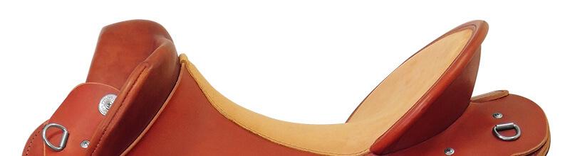 Sunset Drafter saddle - top