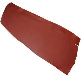 Belt leather single butt - Burn Brown