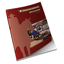 Toowoomba Saddlery Catalogue Mockup
