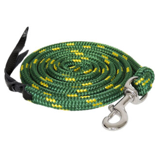 TS Pro series rope Lead - Green / Gold